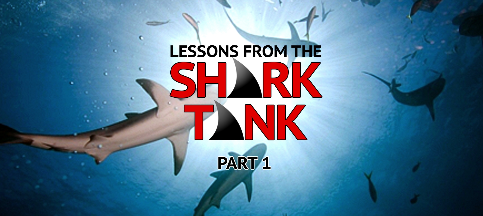 Lessons From the Shark Tank